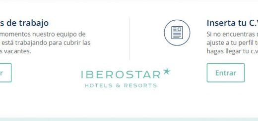 ofertas de trabajo para trabajar en los hoteles iberostart