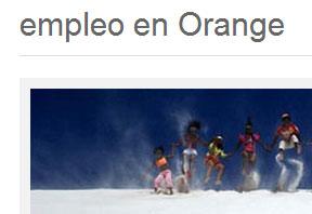 empleo-orange
