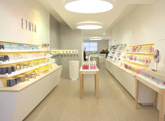 la cadena de perfumer u00edas etnia cosmetics abrir u00e1 10 stands en el corte ingles