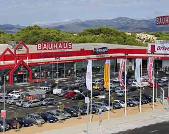 Bauhaus alcorcon enviar curriculum for Bauhaus tarragona catalogo