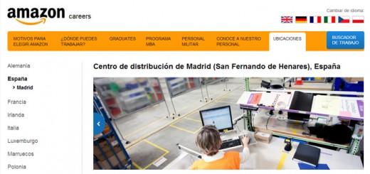 ofertas-empleo-amazon-españa