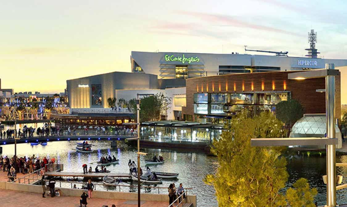 Nuevo centro comercial en torremolinos enviar curriculum for Centro comercial sol madrid