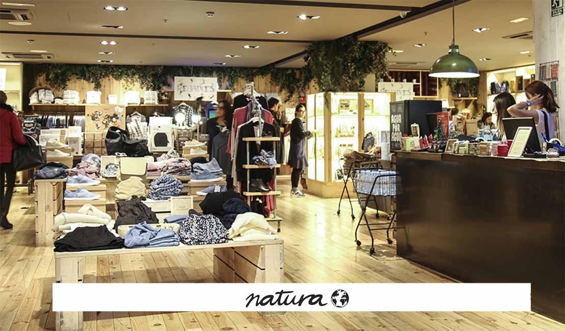 enviar curriculum tiendas natura
