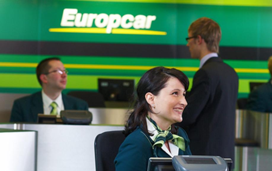 ofertas de trabajo en Europcar