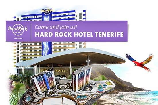 hard rock empleo
