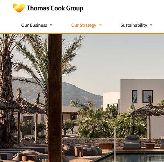 ofertas de empleo en Thomas Cook